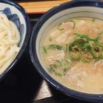 84241526 - 「白味噌つけ麺」                       (2018.4月)