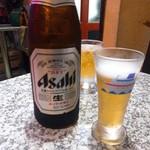 居酒屋 タイ - スーパードライ(飲み放題のビールはコレ)
