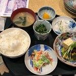 ままごとや 巽 - 定食¥800