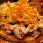 豚料理専門店 銀呈 - 贅沢 ぶた丼 鹿児島 黒豚