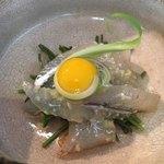 日本料理四四A2 - お造り:さより