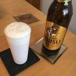 日本料理四四A2 - 瓶ビール