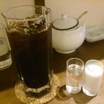 カフェ ナドック - アイスコーヒー