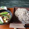 Tsudumigusa - 料理写真:鴨つけそば(~▽~@)♪♪♪