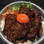 Fukushigehorumon - ぜいたく丼