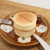 喫茶ハミングバード - 料理写真:豆乳ホットケーキ☆
