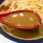 麺匠 濱星 - プースー