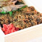 沙蘭 - 佃煮のような肉