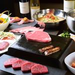 熟成焼肉 たつや - 料理写真:コースイメージ