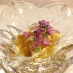 丸喜すし - 料理写真:豊前のワタリガニ