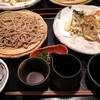 眞智蕎麦 - 料理写真:天ざる