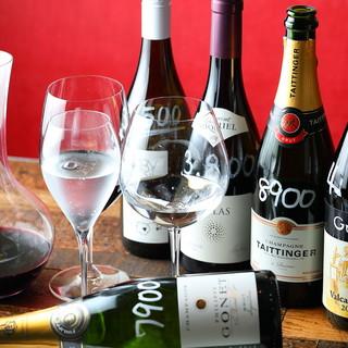 ワインショップ系列だからできる価格設定の美味しいワイン
