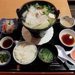 ホテル クラウンヒルズ釧路 - 鱈ちり鍋 定食