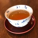 ゆうがた - 暖かいお茶
