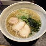 満麺の笑み - 料理写真:海塩