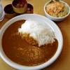 カレー専門店 パピー - 料理写真:パピーセット 650円