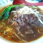 84267215 - 牛肉麺(ニューローメン)