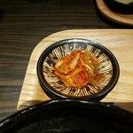 九州焼肉 てにをは - キムチ