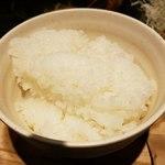 九州焼肉 てにをは - ご飯