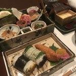 仙台 花寅 - ご飯をアップで