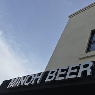 ミノオ ビール ウエアハウス