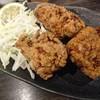 鶏にはちや - 料理写真:唐揚げハーフ
