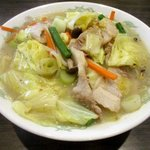 喜多方食堂 麺や 玄 - 料理写真:佐倉上タンメン!