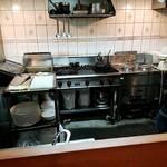 ローレル - 厨房