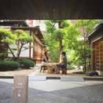 寺カフェ 茶庭 -