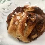 季節の酵母パン punch - シナモンロール