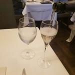 ブラッスリー・レカン - グラススパークリングワイン