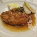 ブラッスリー・レカン - 若鶏のロースト ローズマリー風味