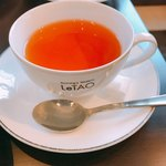 小樽洋菓子舗ルタオ 本店 - 紅茶も美味しいです。