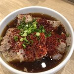 辛麺屋一輪 - トロトロナンコツ