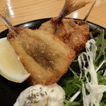宍◯ - 鰺フライ
