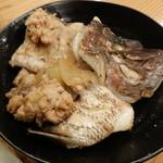 宍◯ - 真鯛のかぶと煮