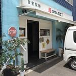 麺ファクトリー ジョーズ - お店の外観