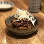どてと串カツ ミスターラッキー - 特製 肉豆腐