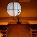 山口妙香園 - 落ち着いた雰囲気の店内です。