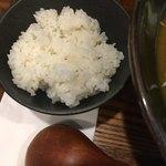 うどん小屋 柔製麺 - ミニライス( ˘ω˘ )