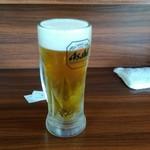 しぇからしか - 生ビール