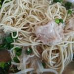 しぇからしか - バリ固極細麺