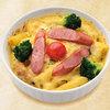 ストロベリーコーンズ - 料理写真:粗挽きソーセージとポテトのペンネグラタン