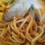 くるまやラーメン - 高岡石瀬店さんの大辛カレーラーメンは辛みが強くて、うーまーいーぞー!