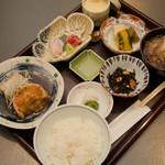三田 竹若 - 竹若膳(煮魚膳)