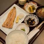 三田 竹若 - 焼魚膳