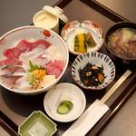 三田 竹若 - 海鮮丼膳