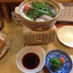 歌舞伎 - 冬は一人鍋が旨い!この日は、フグ鍋