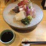 歌舞伎 - お造りの盛り合わせは結構ボリューミーでコスパ良し!