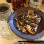 歌舞伎 - 煮付けは濃いめで酒のアテに最高!